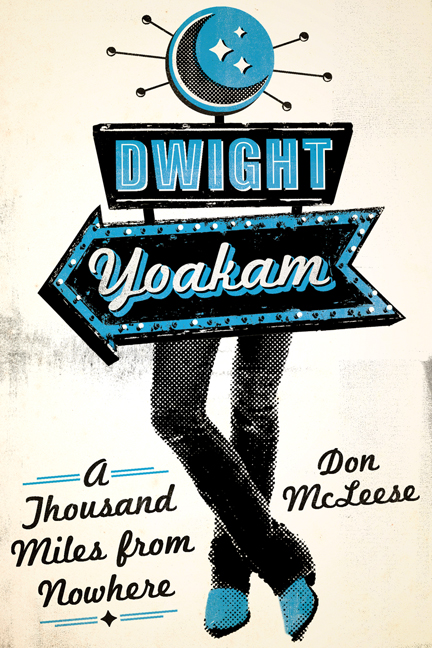 Cover of Dwight Yoakam