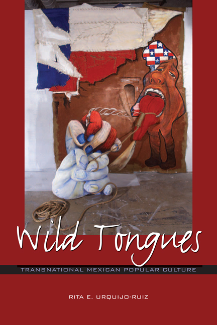 Cover of Wild Tongues