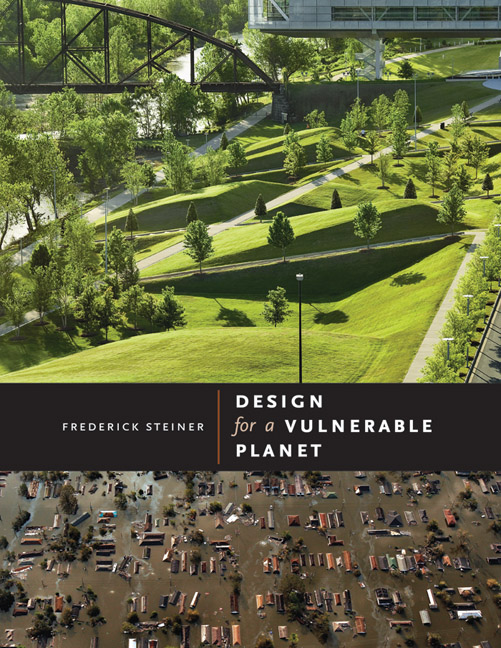 Cover of Design for a Vulnerable Planet