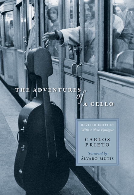Cover of The Adventures of a Cello