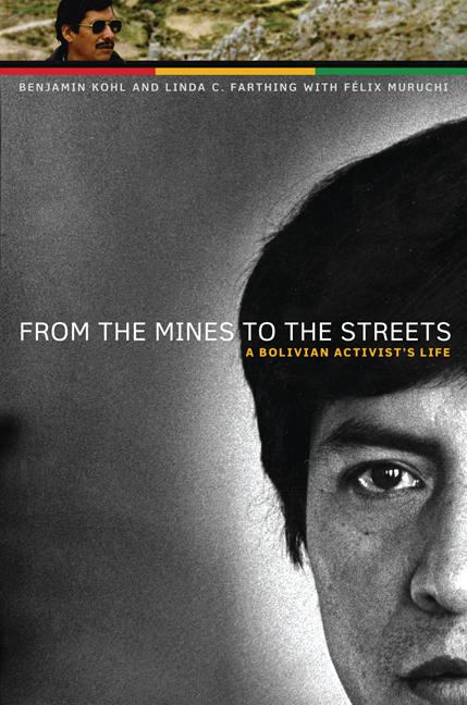 Cover of From the Mines to the Streets