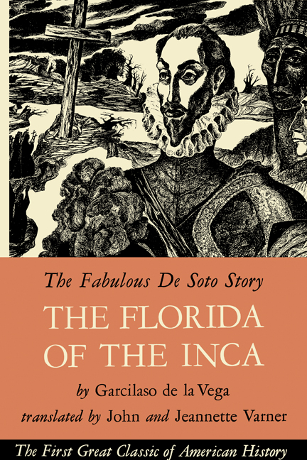 Cover of The Florida of the Inca