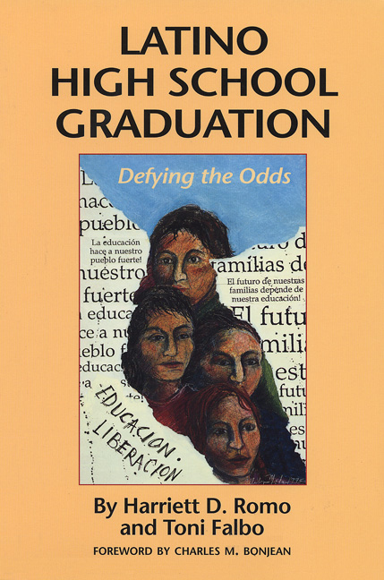Cover of Latino High School Graduation
