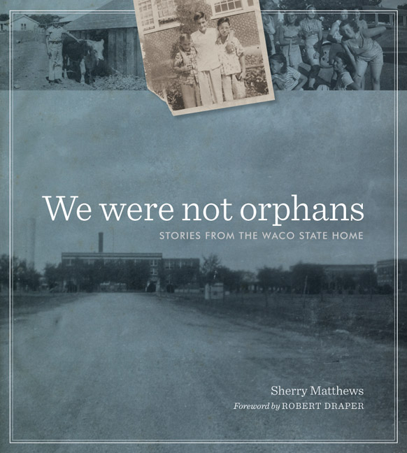 Cover of We Were Not Orphans