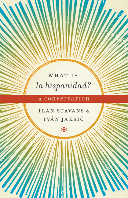 Cover of What is la hispanidad?