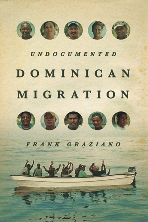 Cover of Undocumented Dominican Migration