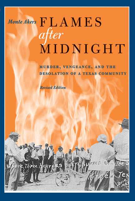 Cover of Flames after Midnight