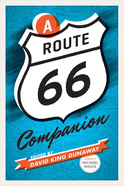 Cover of A Route 66 Companion