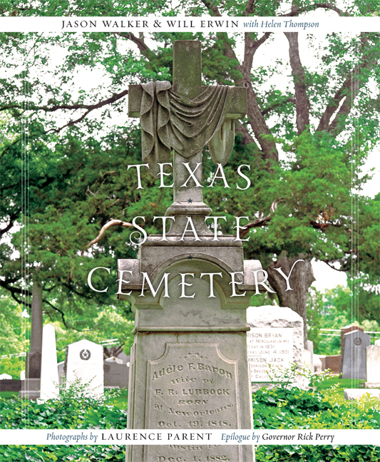 Cover of Texas State Cemetery