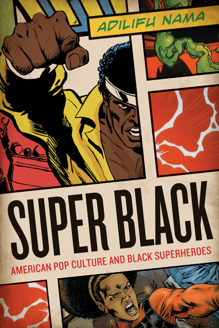 Cover of Super Black