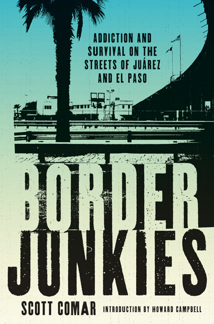 Cover of Border Junkies