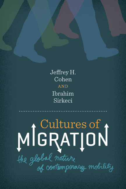 Cover of Cultures of Migration