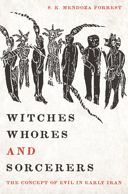 Cover of Witches, Whores, and Sorcerers