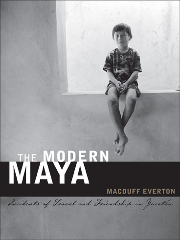 Cover of The Modern Maya