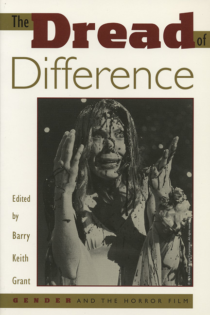Cover of The Dread of Difference