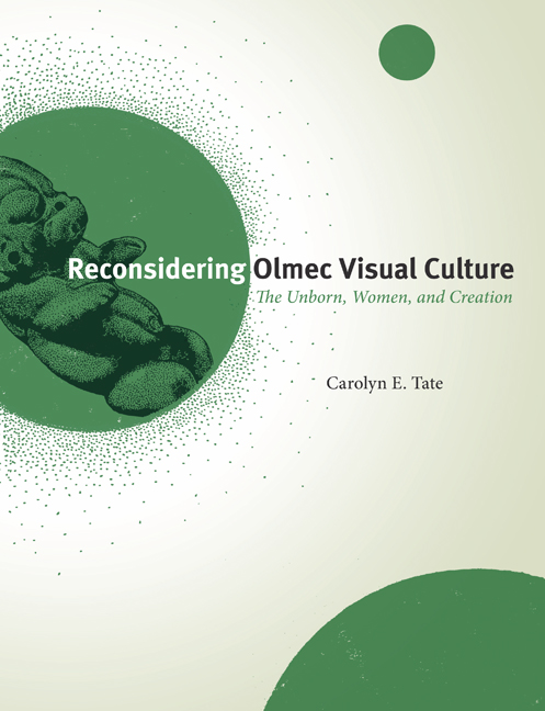 Cover of Reconsidering Olmec Visual Culture