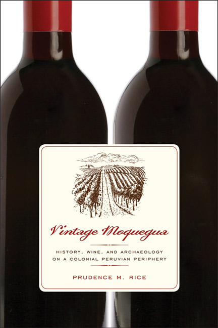 Cover of Vintage Moquegua