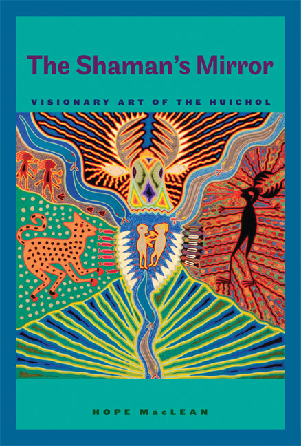 Cover of The Shaman's Mirror