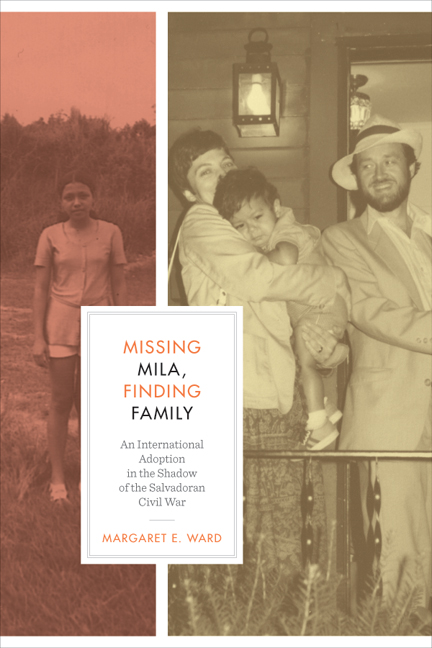 Cover of Missing Mila, Finding Family