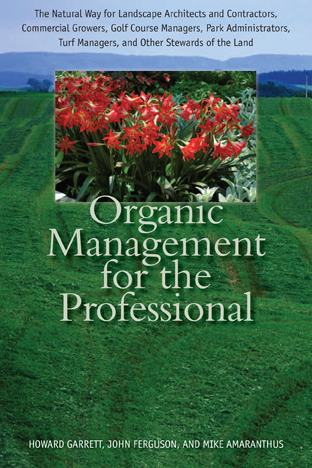 Cover of Organic Management for the Professional