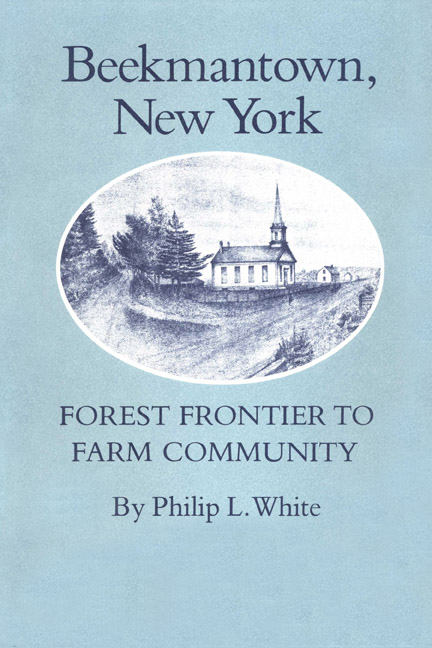 Cover of Beekmantown, New York