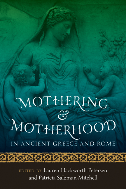 Cover of Mothering and Motherhood in Ancient Greece and Rome