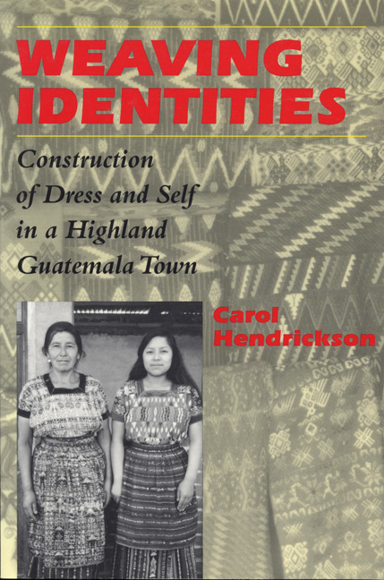 Cover of Weaving Identities