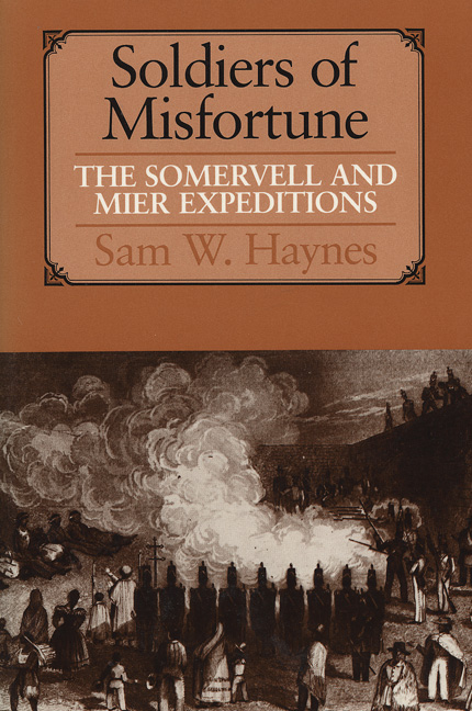 Cover of Soldiers of Misfortune