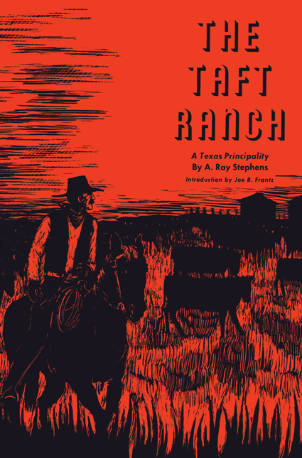 Cover of The Taft Ranch