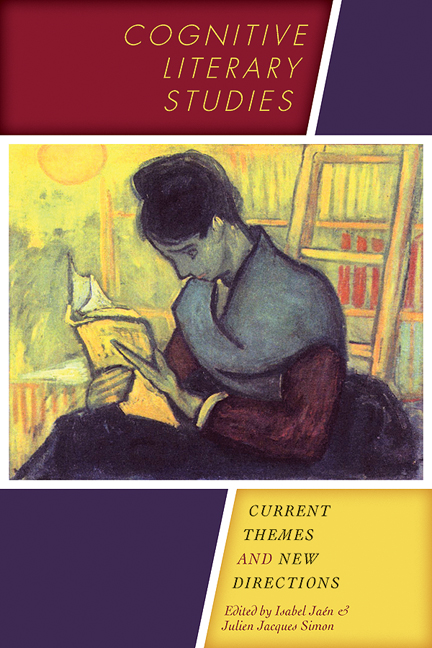 Cover of Cognitive Literary Studies