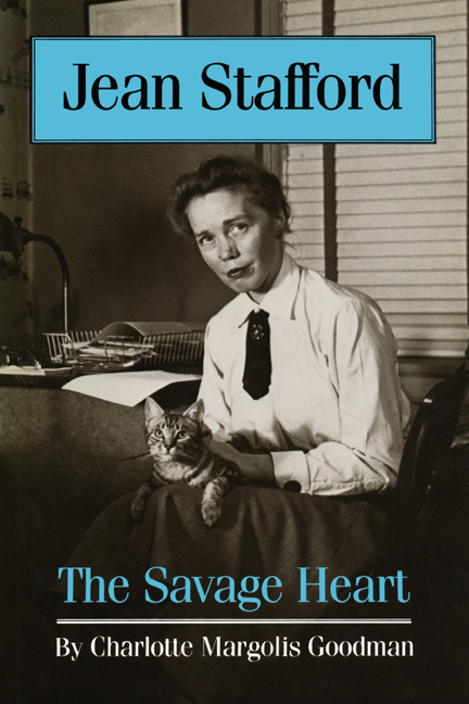 Cover of Jean Stafford