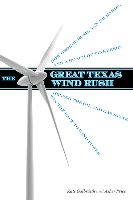Cover of The Great Texas Wind Rush