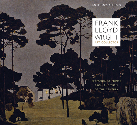 Cover of Frank Lloyd Wright, Art Collector