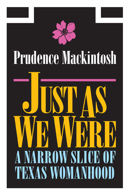 Cover of Just As We Were