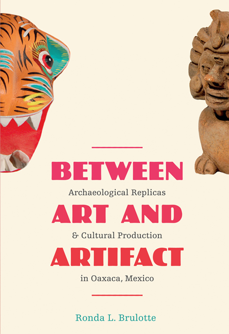 Cover of Between Art and Artifact