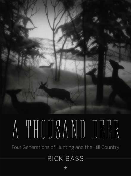 Cover of A Thousand Deer