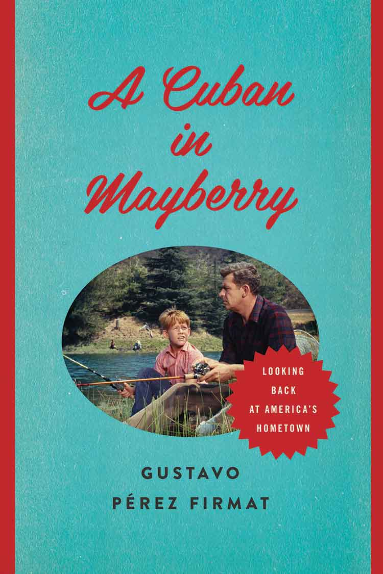 Cover of A Cuban in Mayberry