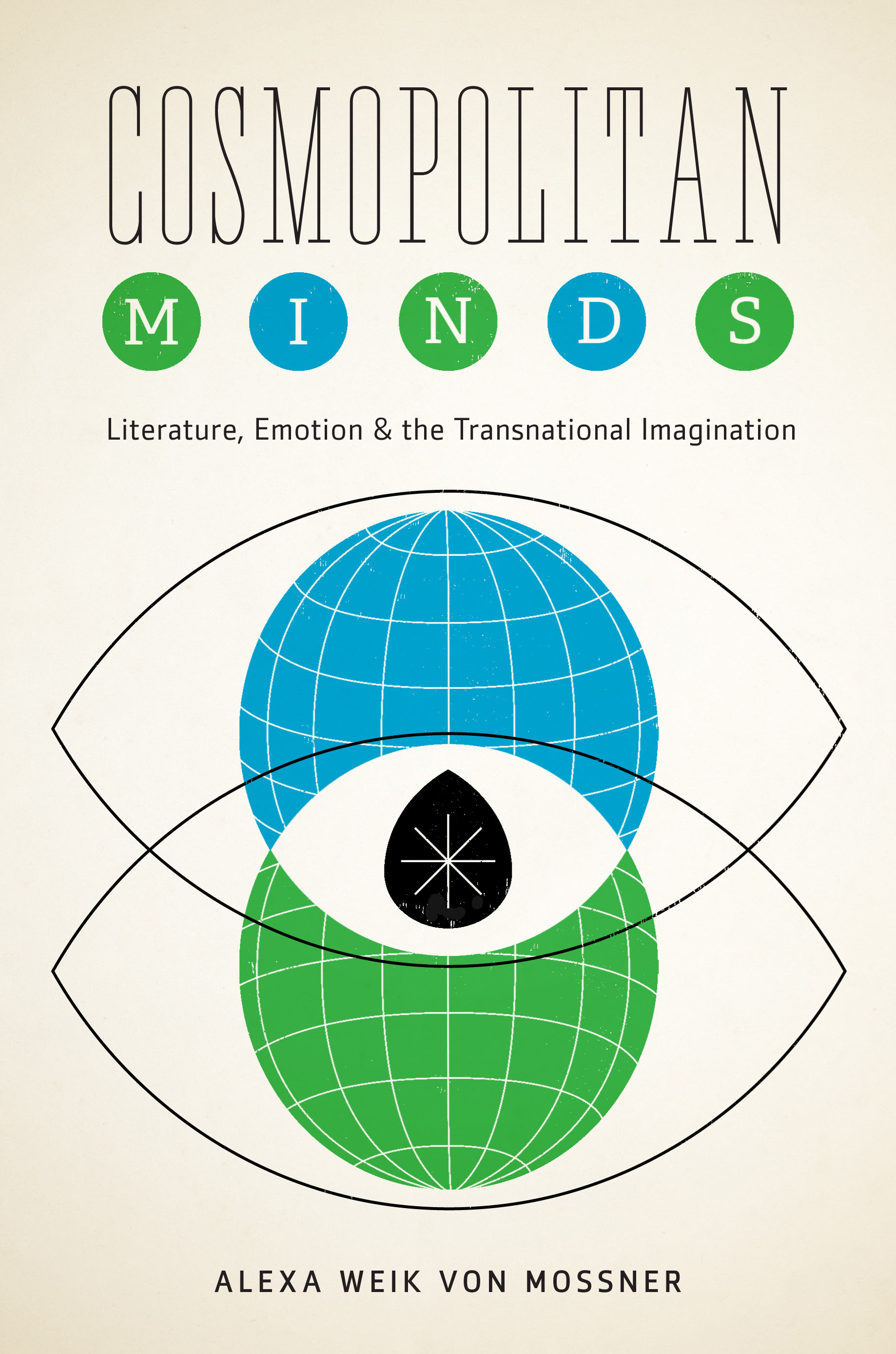 Cover of Cosmopolitan Minds