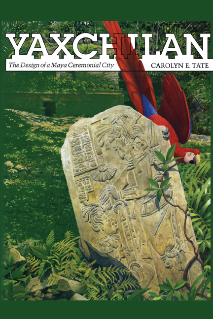 Cover of Yaxchilan