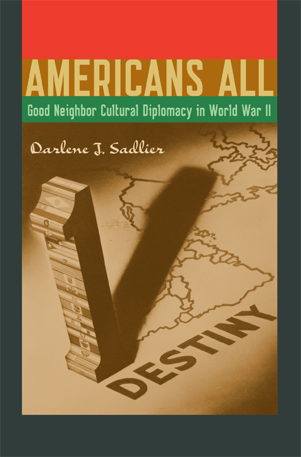 Cover of Americans All