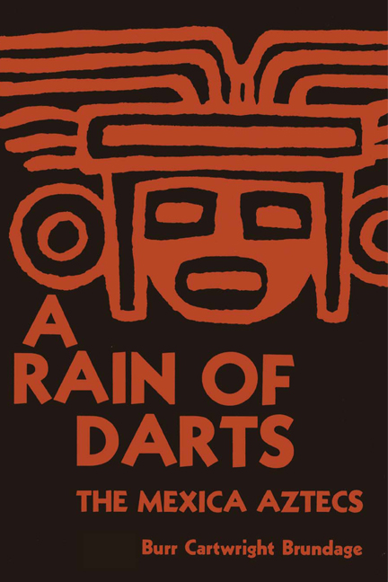 Cover of A Rain of Darts