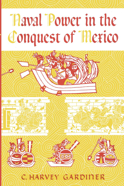 Cover of Naval Power in the Conquest of Mexico