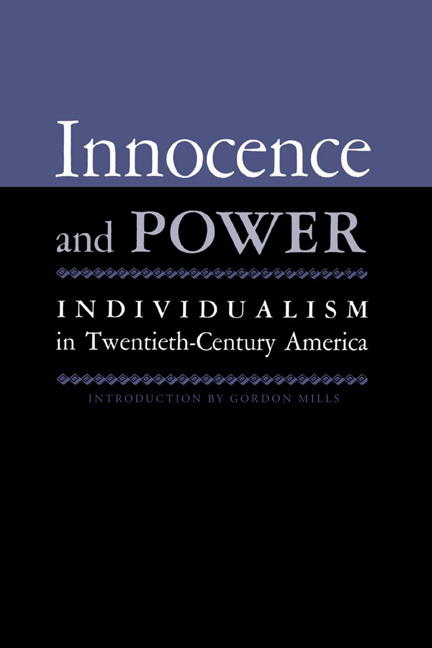 Cover of Innocence and Power