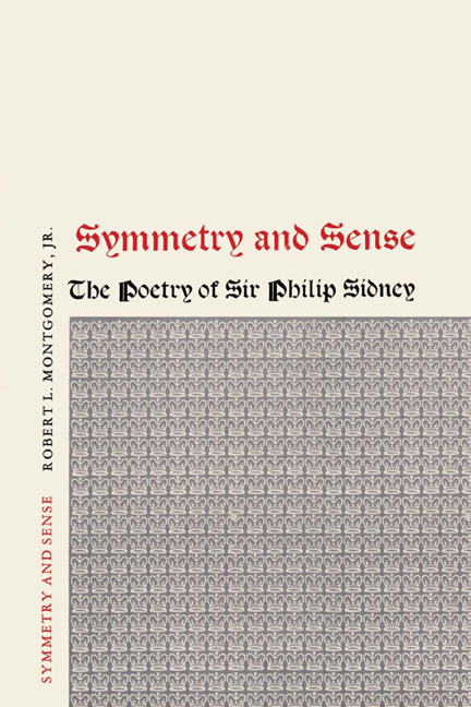 Cover of Symmetry and Sense
