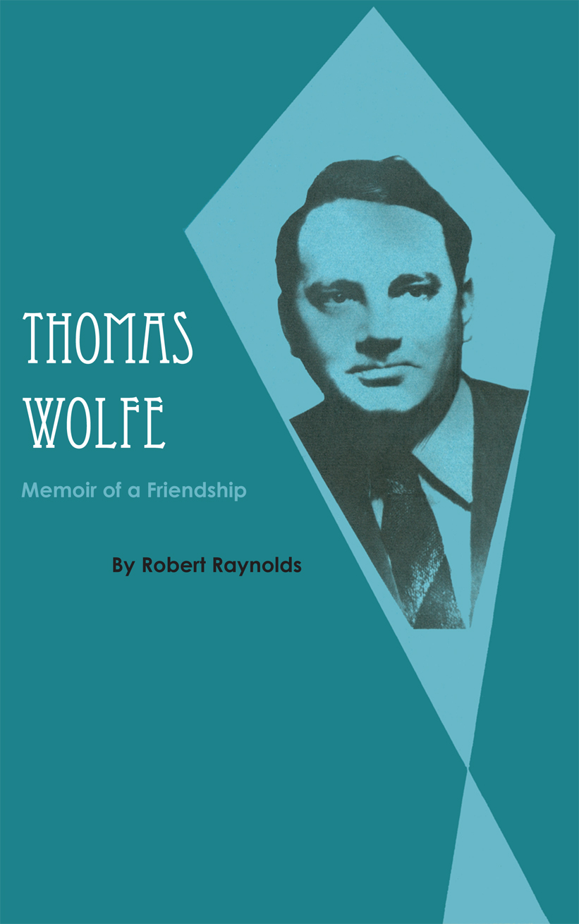 Cover of Thomas Wolfe