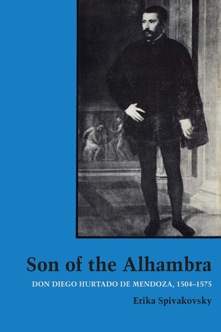 Cover of Son of the Alhambra