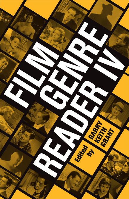 Cover of Film Genre Reader IV