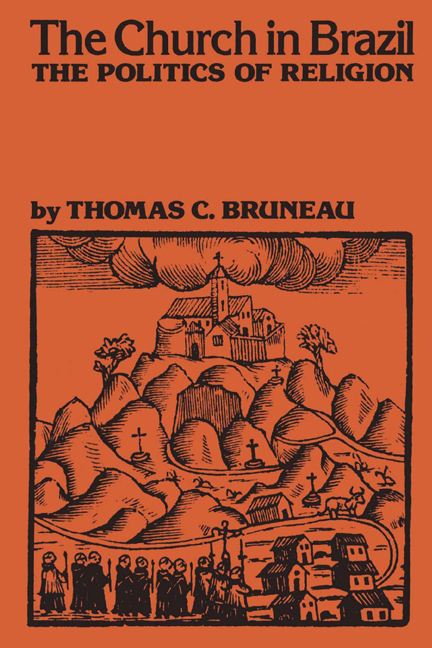 Cover of The Church in Brazil