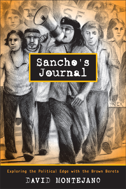 Cover of Sancho's Journal