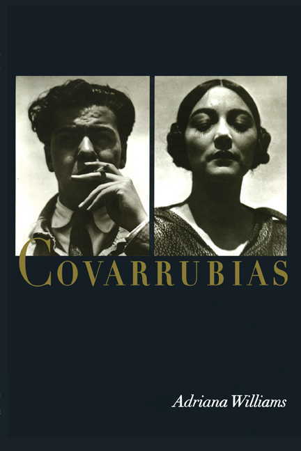 Cover of Covarrubias